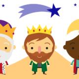 Ya vienen los reyes magos - Gorostidi